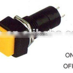 push button switch led latching doorbell FL6-009 ignition