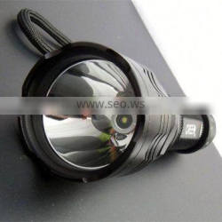 Hot Sales!! LED CREE Torch Outdoor Strong Rechargerable motorcycle flashing tail lights