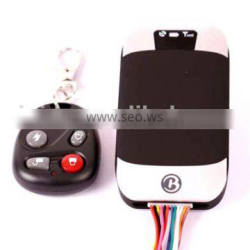 2014 NEW Design Ultra-thin Vehicle GPS Tracker GPS303 with Remote Control for Arming/ Disarming Your Car