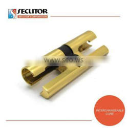 Removable Euro Cylinder Lock