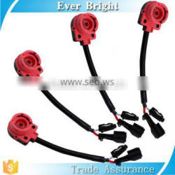 Everbright automotive Russia wire harness 12V D2 to ket connector adaptor