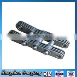 Leaf pin chain Industrial chain striaight plate