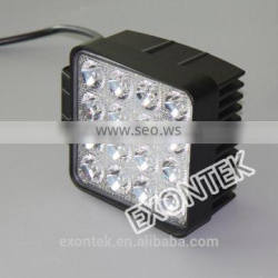 2016 wholesale offroad led light bar 48W reliable and long lifespan