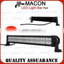 21.5 inch 120W dot approved led light bar Waterproof rate IP 67 Quality Choice