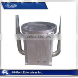 Aluminum Sand Casting Natural Gas Pipe Fitting