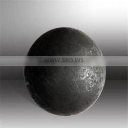 Forged grinding steel ball for ball mill made in china