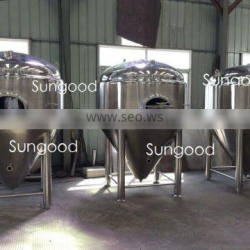 US Hot Sales Stainless Steel Cooling Jacket Fermenter/Cooling Jacket Fermentation Tank
