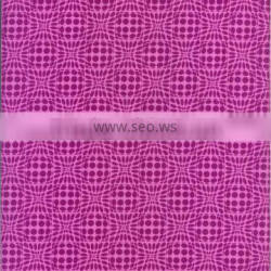 heat transfer polyester one color ball point printing fabric