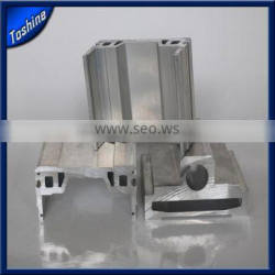color anodized extruded aluminum electronic enclosures/ car inverter shell /extruded profile made in china