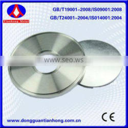 Precision turning parts made of stainless steel