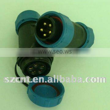 CNT53 Protected Screw Connector