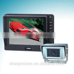 5 Inch Color backup car system with digital monitor