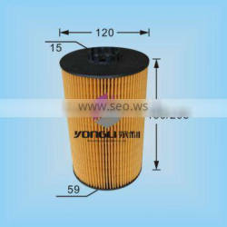 MAN oil filter spare part 51.05504-0108 for Auto/Truck/Car