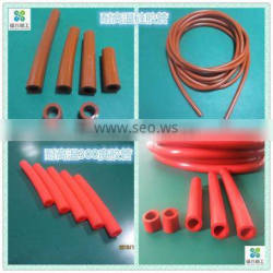 UL fire proof silicone tubing /fuel resistant silicone hose for industry