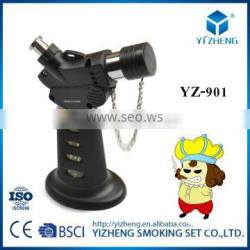 Pencil Butane Jet Torch Lighter Gas 1300 Degree Flame Welding Machinery Soldering Refillable portable Gas Welding Torch YZ-901