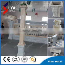 Selling well in US abs plastic concrete roman column mould