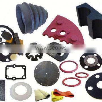 OEM Environment-friendly natural rubber spool roller trailer components