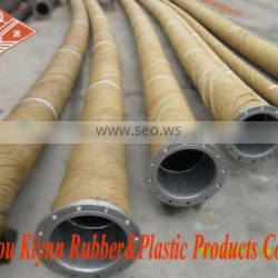 good quality rubber hose with flange