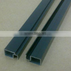 Durable aluminum extrusions 6063 6061 t5 t6 for fly screen