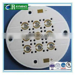 Used for Round Panel high power led tube pcb