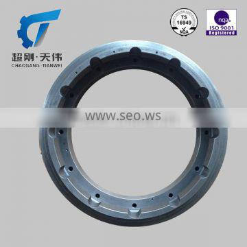 ISO9001 TS16949 OEM Casting Parts High Presision Stainless Steel Ring