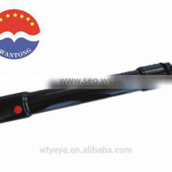 2'' 16'' 1/4NPTChina manufacturer hydraulic parts small single acting hollow plunger type hydraulic cylinders