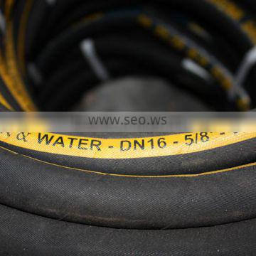 High Temperature and High Pressure Resistant Flexible Steam Rubber Hose