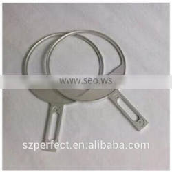 High Precision OEM Metal Parts,Customized High Quality CNC Turning Machining racket framework for sporting equipment