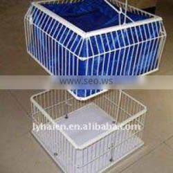 50 W motor electrical hanging cage for coal mine bathhouse