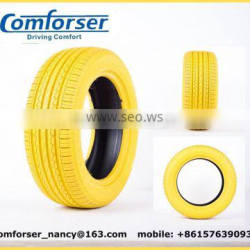 COMFORSER tires colored car tires radial passenger car tire made in china