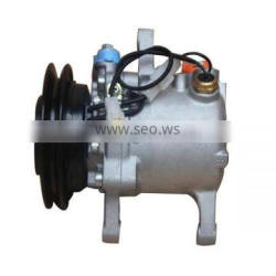 Auto air conditioning parts for SV07E for Kubota M9540 A/C compressor