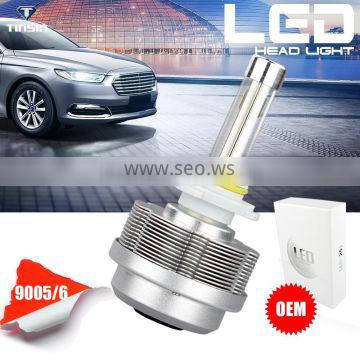 Chinese Tinsin Genration 2S h1 h3 9005 9006 energy saving ling life span led type toyota corolla front lamp