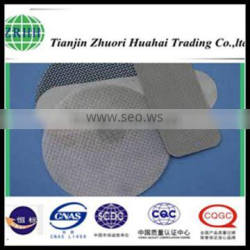 Widely used of pharmaceutical and chemical plant woven mesh filter plate