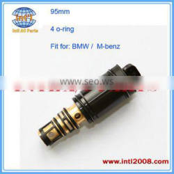 A/C Electronic Control Valve Compressor valve for BMW/ M-benz fit for MB for Mercedes Benz control valve 95mm 4 o-ring