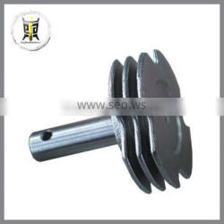 WIRE HOLDER OF TYPE D KNOTTER