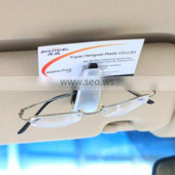 Colorful sunglass clip for promotion