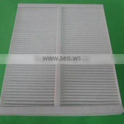 CHINA WENZHOU FACTORY SUPPLY FABRIC CABIN FILTER 1808605/90510338/90458294 AIR CONDITIONING FILTER