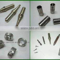 factory machining compressor parts OEM in china investment casting