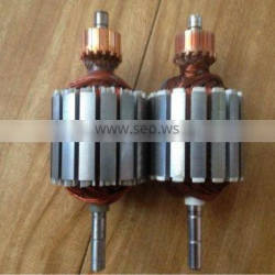 Types of rotor for micro motor