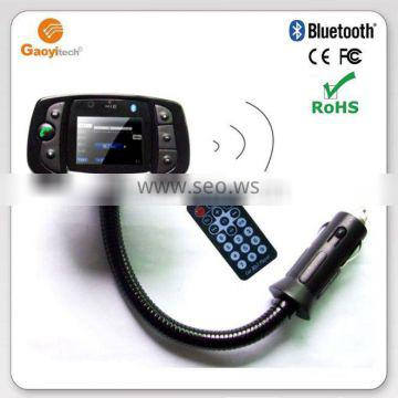 OEM factory price Bluetooth Car Kit products with Steering wheel