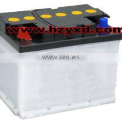 china OEM 12 volt dry rechargeable storage battery manufacturer for vw ,ford
