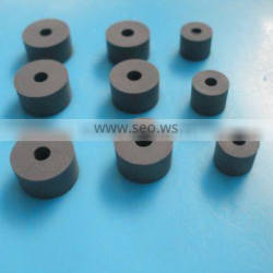 Flame resistance rubber bushing