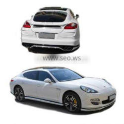 high quality bodykit for Pors Panamera 09~ style