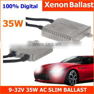 Wholesale Xenon ignition units car parts accessories tuning parts Blocks ignition AC Slim Ballast 9-32V 35W for 12V and 24V cars