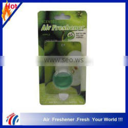 paper card packing aroma car perfume