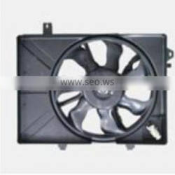 AUTOMOBILE FAN ASSEMBLY FOR HYUNDAI GETZ1.4