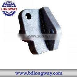 Chinese supplier for lost wax casting alloy steel machine parts