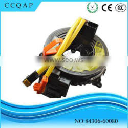 Hot selling best new 84306-60080 airbag clock spring sub assy auto electrical wholesale electrical spiral cable