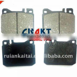 CEAMIC MATERIAL GOOD QUALITY BRAKE PADS FOR MERCEDES 280-500SL