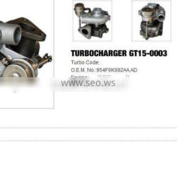 GT15 Turbo charger /Turbocharger for FORD